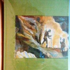 Libros antiguos: OBRAS DE JULIO VERNE. VERGARA 1961. TAPA DURA. 1054 PÁGINAS.. Lote 163563646
