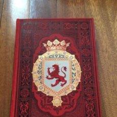 Libros antiguos: ESPAÑA SUS MONUMENTOS Y ARTES, SU NATURALEZA E HISTORIA. ASTURIAS Y LEÓN. JOSÉ MARÍA QUADRADO.. Lote 163591470