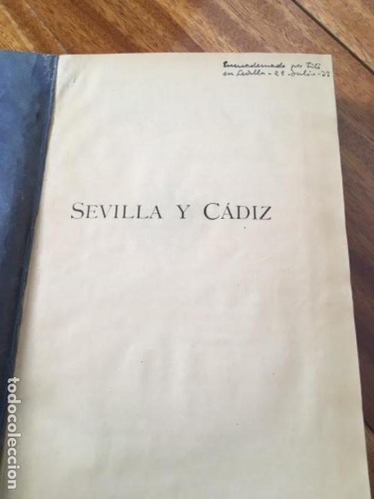 Libros antiguos: ESPAÑA. SUS MONUMENTOS Y ARTES- SU NATURALEZA E HISTORIA. SEVILLA Y CÁDIZ POR D. PEDRO DE MADRAZO - Foto 4 - 163599074