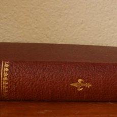 Libros antiguos: ANTIGUO LIBRO IGNORO AÑO: LES TROIS MOUSQUETAIRES A. DUMAS – LOS TRES MOSQUETEROS - RARA EDICION. Lote 163740930