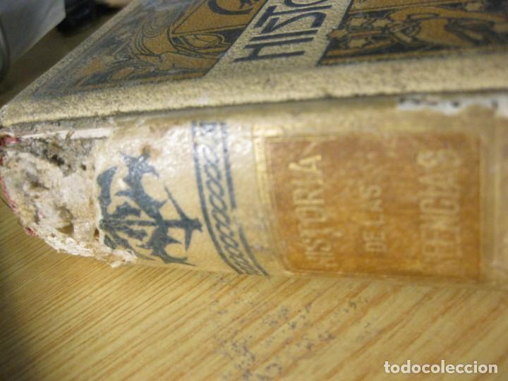 Libros antiguos: historia de creencias supersticiones usos y costumbres . fernando nicolay . tomo 3 ed montaner 190 - Foto 3 - 163766310