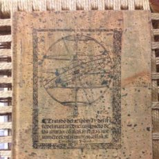 Libros antiguos: EL TRATADO DE LA ESPHERA Y EL ARTE DEL MAREAR, FALERO, 1989 (1535 EDICION FACSIMIL) NAUTICA. Lote 163768642