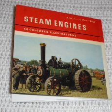 Libros antiguos: STEAM ENGINES -1972. Lote 163771230