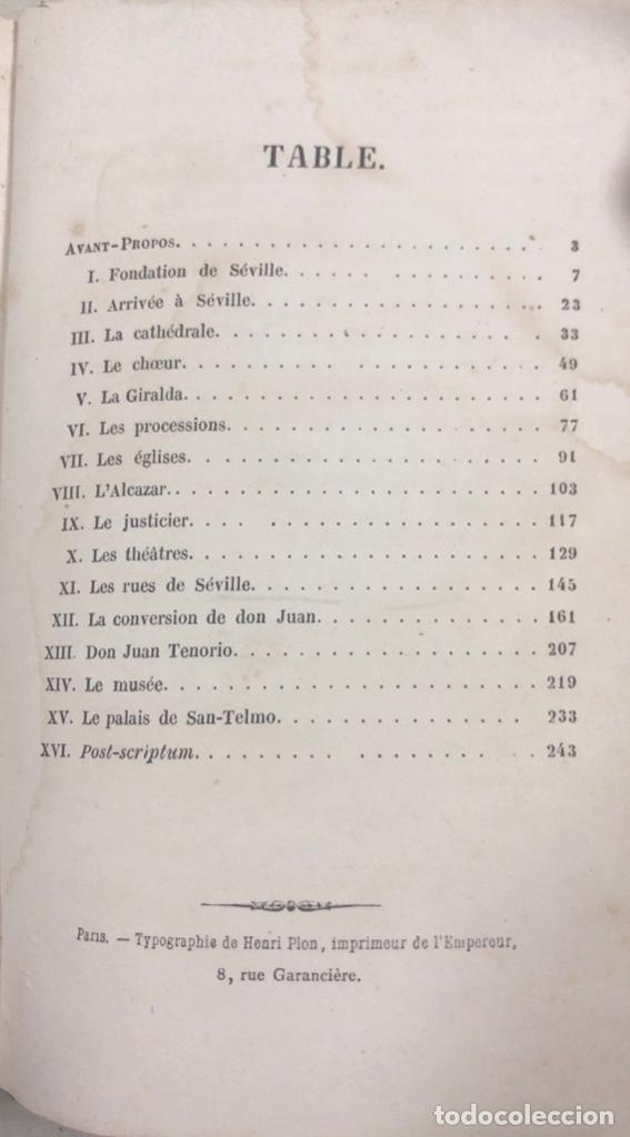 Libros antiguos: LA REINE DE LANDALOUSIE. PAULIN NIBOYET. LIBRERIA DÜRR. LEIPZIG, 1857. PAGS 246. LIBRO EN FRANCES - Foto 7 - 163858222