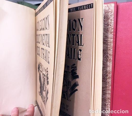Libros antiguos: Colección Documental del Fraile (4 volúmenes en 2 tomos, Completo) Guerra Independencia. Proclamas - Foto 4 - 163936434