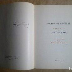 Libros antiguos: TOROS EN PORTUGAL. MASCARENHAS BARRETO, 1962 MAGNIFICAS FOTOGRAFIAS, VER FOTOS ADICIONALES. Lote 163956774