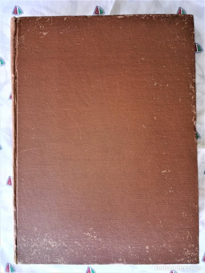 Libros antiguos: LIBRO,ENRIC CLARASO,ESCULTURAS,AÑO 1925,LAMINAS PEGADAS DE SUS OBRAS,FIRMADO Y DEDICADO POR ESCULTOR - Foto 6 - 163973290