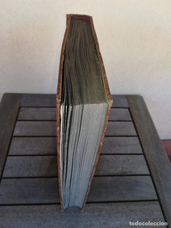 Libros antiguos: LIBRO,ENRIC CLARASO,ESCULTURAS,AÑO 1925,LAMINAS PEGADAS DE SUS OBRAS,FIRMADO Y DEDICADO POR ESCULTOR - Foto 7 - 163973290