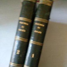 Libros antiguos: HISTORIA GENERAL DE ESPAÑA. PADRE MARIANA. TOMOS I Y II. Lote 163979586