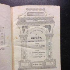Libros antiguos: HISTORIA GENERAL DE ESPAÑA ESCRITA POR MARIANA, P. JUAN DE MARIANA, CONDE TORENO, 1841 TOMO XV Y XVI. Lote 164179042