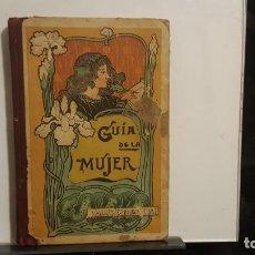 Old books - Libro GUIA DE LA MUJER - 164266982