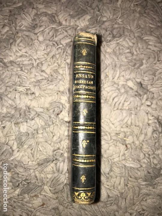 ENSAYO SOBRE LAS PREOCUPACIONES. BARÓN DE HOLBACH. TRADUCIDO POR JOAQUÍN DE MORA. 1823 (Libros Antiguos, Raros y Curiosos - Pensamiento - Otros)