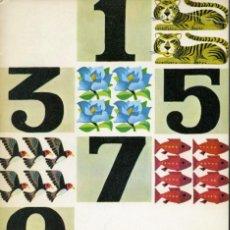 Libros antiguos: CONJUNTOS Y NUMEROS. EDITORIAL MAGISTERIO ESPAÑOL. ILUSTRACIONES CELEDONIO PERELLÓN 1967. Lote 164528642