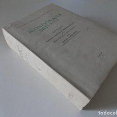 Libros antiguos: LIBRERIA GHOTICA. PAEZ RIOS. ICONOGRAFIA BRITANA.GRABADOS INGLESES DE LA BIBLIOTECA NACIONAL.1948.. Lote 164582014