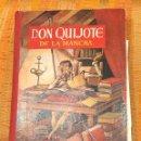 Libros antiguos: D.QUIJOTE DE LA MANCHA 1 TOMO(30€). Lote 164748222