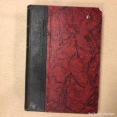 Libros antiguos: HISTOIRE NATURELLE DES ARAIGNÉES PAR EUGÈNE SIMON. EDITADO 1894 (PARIS). FRANCÉS.. Lote 164867090