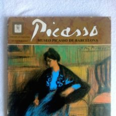 Libros antiguos: MUSEO PICASSO DE BARCELONA * 1º EDICIÓN 1986 REPORTAJE 143 FOTOGRAFÍAS. Lote 164925178