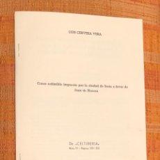 Libros antiguos: CENSO REDIMIBLE IMPUESTO POR LA CIUDAD DE SORIA A FAVOR DE JUAN DE HERRERA-LCV(13€). Lote 164970026