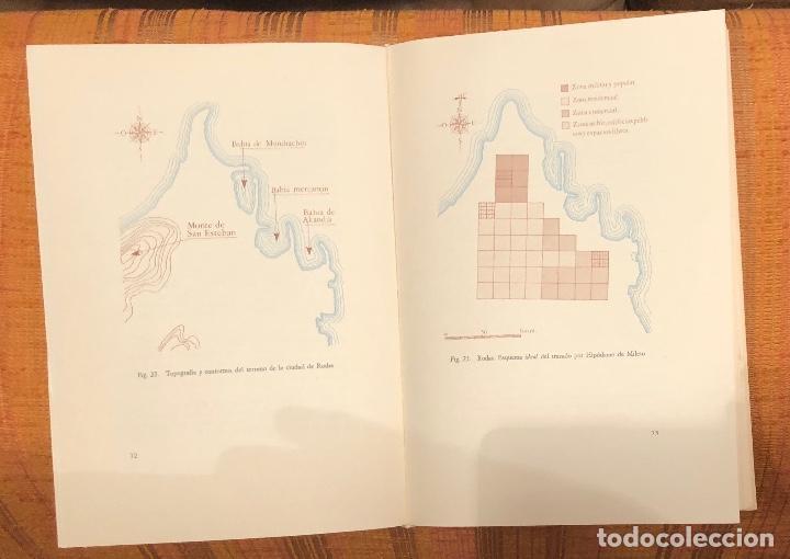Libros antiguos: Las ciudades teóricas de Hipodamo de Mileto-RABASF-LCV(56€) - Foto 2 - 164972666