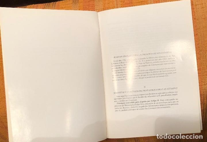Libros antiguos: PrivilegioconcedidoporSenadoVenecia aJuanHerrera para imprimiryYvender sus estampasEscorial-LCV(13€) - Foto 2 - 164974066