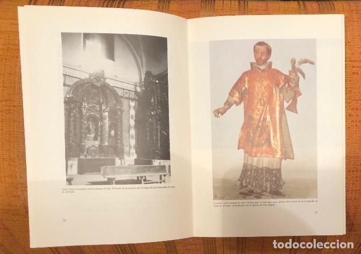 Libros antiguos: San Vitorino. Patrón de Arevalo -LCV(13€) - Foto 2 - 164974130