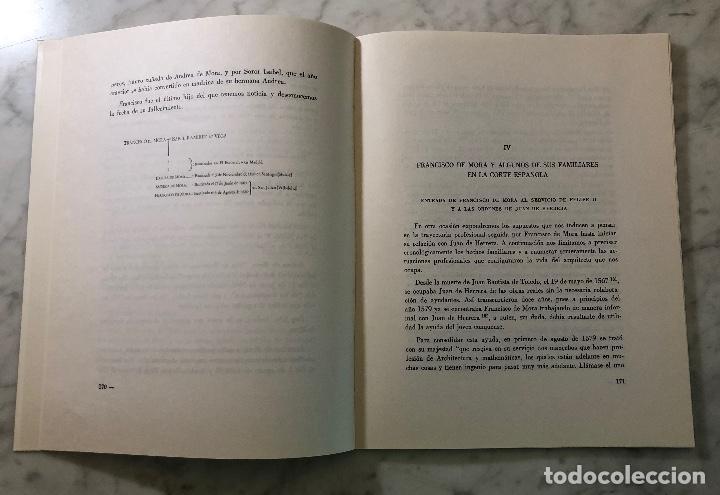 Libros antiguos: Apuntes biográfico- familiares del arquitecto Francisco de Mora (1552-1610) -LCV(13€) - Foto 3 - 164984706