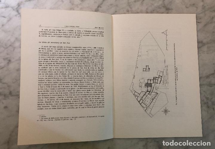 Libros antiguos: ARCHIVO ESPAÑOL DE ARTE-CSIC- Madrid 1987-LCV(13€) - Foto 4 - 164984734
