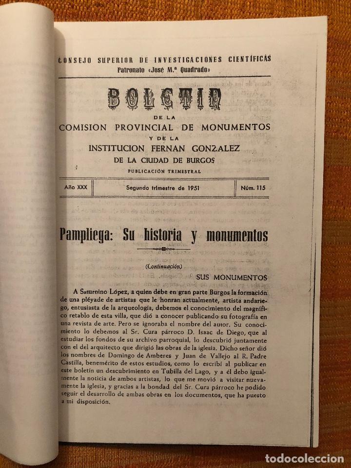 Libros antiguos: Documentos referentes a las fundaciones del Duque de Lerma en su villa ducal -LCV(13€) - Foto 2 - 164984846
