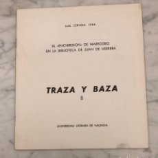 Libros antiguos: EL ENCHIRIDION DE MARBODEO EN LA BIBLIOTECA DE JUAN DE HERRERA-UJV-LCV(13€). Lote 164984914