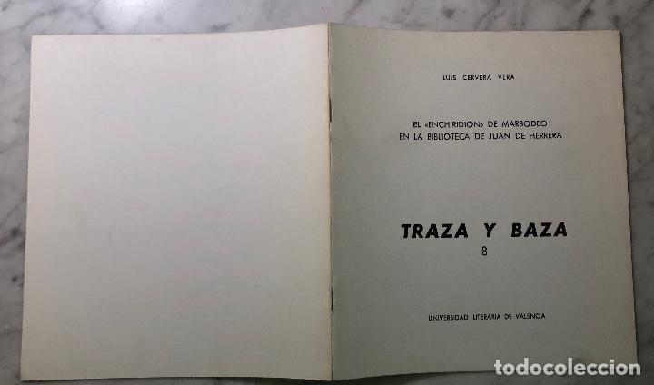 Libros antiguos: El ENCHIRIDION de Marbodeo en la biblioteca de Juan de Herrera-UJV-LCV(13€) - Foto 4 - 164984914