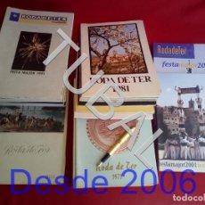 Libros antiguos: TUBAL RODA DE TER 34 REVISTA ENTRE 1945 Y 2002 . Lote 165088202