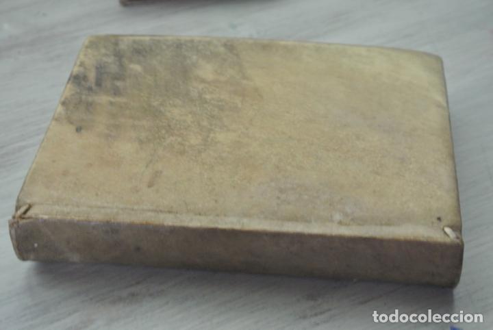 Libros antiguos: Recitaciones in elementa juris civilis 1726. Antiguo libro - Foto 7 - 165132442