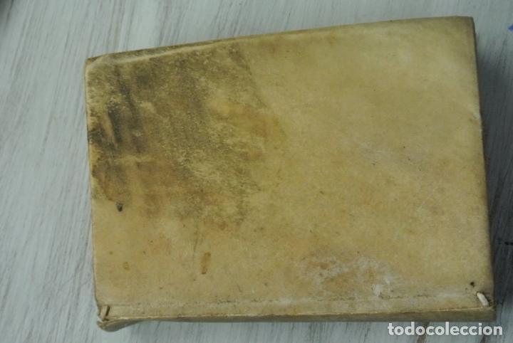 Libros antiguos: Recitaciones in elementa juris civilis 1726. Antiguo libro - Foto 8 - 165132442