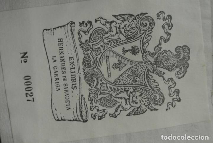 Libros antiguos: Recitaciones in elementa juris civilis 1726. Antiguo libro - Foto 9 - 165132442