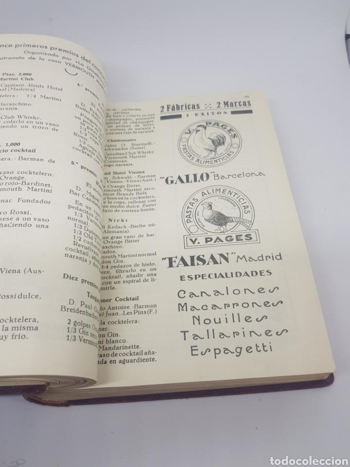 Libros antiguos: Tomo de la revista menaje de cocina año 1933 época República española - Foto 4 - 165183885