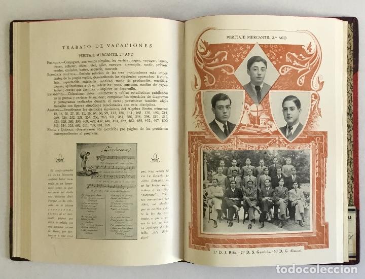 Libros antiguos: COLEGIO BONANOVA. MEMORIA ESCOLAR 1934-1935. - Foto 4 - 165210206