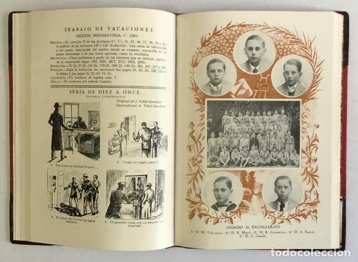 Libros antiguos: COLEGIO BONANOVA. MEMORIA ESCOLAR 1934-1935. - Foto 5 - 165210206