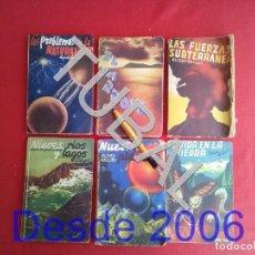 Libros antiguos: TUBAL RECLUS CUBIERTAS MONLEON ESTUDIOS VALENCIA LOTAZO LAUGEL 5 TOMOS + 1 CUBIERTA. Lote 165258258