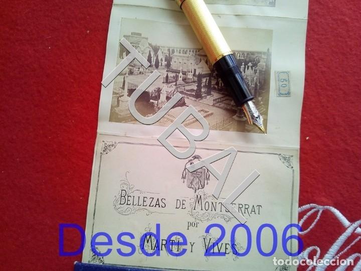 Libros antiguos: 1875 50 ALBUMINAS BELLEZAS DE BARCELONA MARAVILLOSO Y RARISIMO ALBUM EN COMERCIO G6 - Foto 5 - 49974629