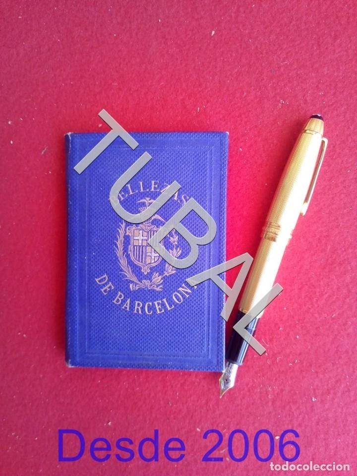Libros antiguos: 1875 50 ALBUMINAS BELLEZAS DE BARCELONA MARAVILLOSO Y RARISIMO ALBUM EN COMERCIO G6 - Foto 7 - 49974629