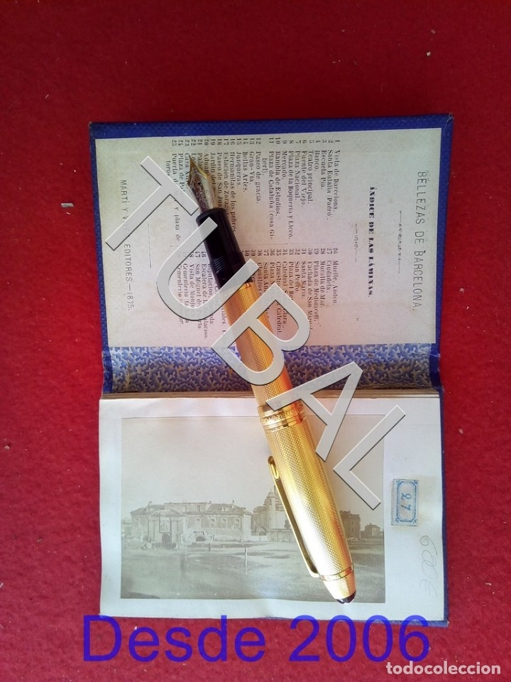 Libros antiguos: 1875 50 ALBUMINAS BELLEZAS DE BARCELONA MARAVILLOSO Y RARISIMO ALBUM EN COMERCIO G6 - Foto 8 - 49974629