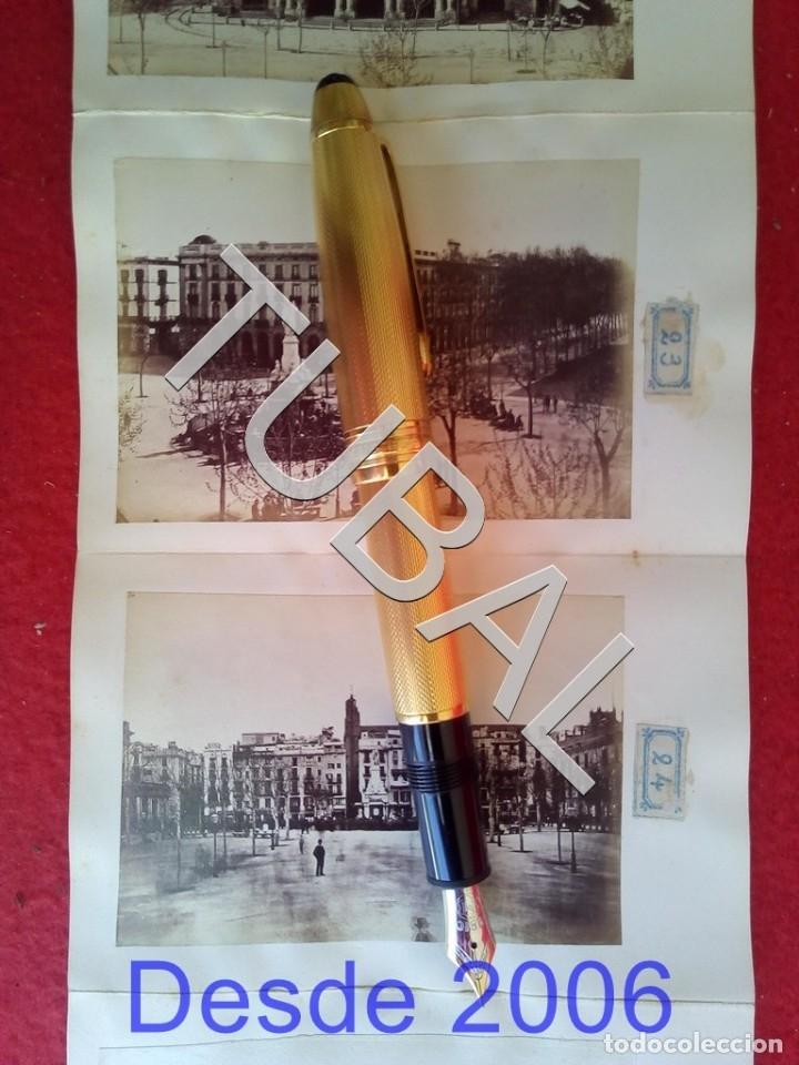Libros antiguos: 1875 50 ALBUMINAS BELLEZAS DE BARCELONA MARAVILLOSO Y RARISIMO ALBUM EN COMERCIO G6 - Foto 17 - 49974629