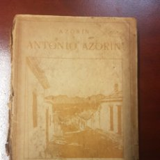 Libros antiguos: RENACIMIENTO - ANTONIO AZORIN - 1913. Lote 165296752