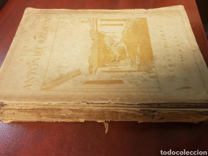 Libros antiguos: Renacimiento - Antonio Azorin - 1913 - Foto 3 - 165296752