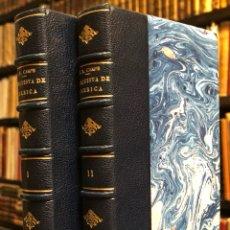 Libros antiguos: HISTORIA DEL DESCUBRIMIENTO Y CONQUISTA DE AMÉRICA. CAMPE, JOAQUÍN ENRIQUE. 2 TOMOS. C. 1900.. Lote 165335898