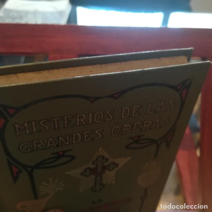 Libros antiguos: MISTERIOS DE LAS GRANDES OPERAS-MAX HEINDEL-FRATERNIDAD ROSACRUZ-LIBRERIA SINTES S/F MAGNIFICO - Foto 5 - 165378366