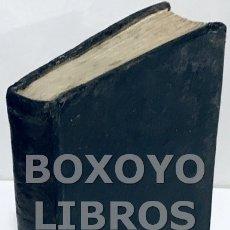 Libros antiguos: VILLALOBOS, ENRIQUE DE. LA DUQUESA DE PRASLIN. HISTORIA QUE CONTIENE LAS CARTAS DE LA DUQUESA.... Lote 165421882