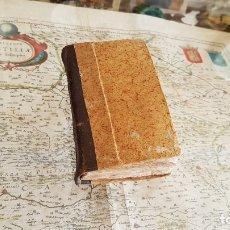 Libros antiguos: LIBRO ANTIGUO CON MONTONES DE GRABADOS,AÑO DE 1819. Lote 165435502