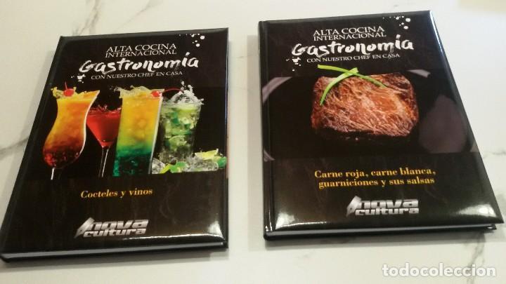 ALTA COCINA INTERNACIONAL (Libros Antiguos, Raros y Curiosos - Cocina y Gastronomía)