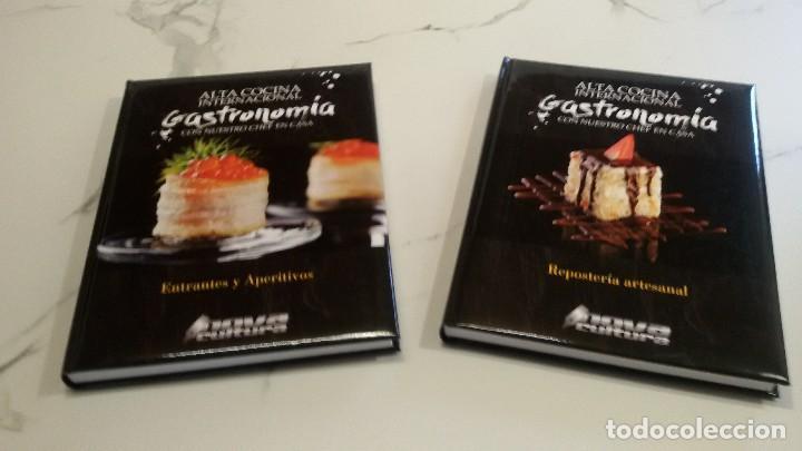 Libros antiguos: Alta cocina internacional - Foto 2 - 165509890